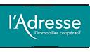 Logo partenaire L'Adresse